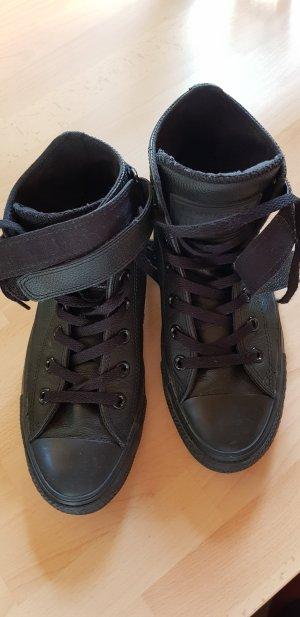original Converse schwarz Leder