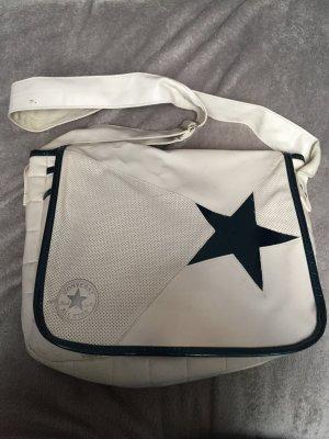 Original Converse Tasche weiß/türkis