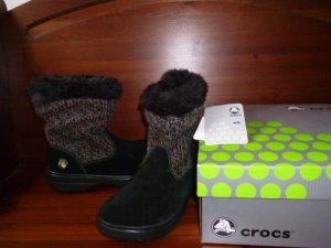 original CozyCROCS Bootie – Winterstiefel NEU (Gr 36-37)