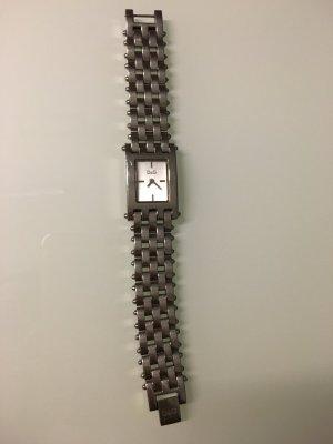 Original D&G Armbanduhr Silber Vintage Boho Blogger Bloggerstyle