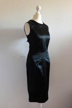 Original D&G Dolce & Gabbana Kleid stretch Abendkleid schwarz It. 44 dt. 38 top
