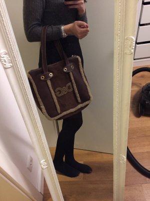 Original D&G Dolce Gabbana Tasche Leder