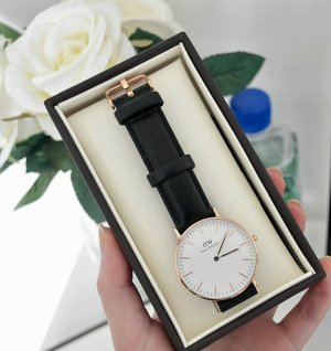 Original Daniel Wellington Classic rose 36mm NEU