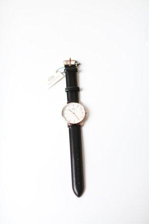 Original Daniel Wellington Uhr Sheffield Kupfer Rosé Gold neu mit Etikett!