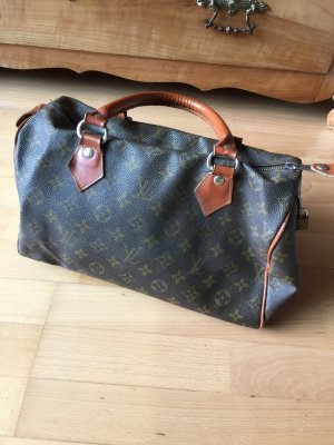 Louis Vuitton Carry Bag brown-dark brown