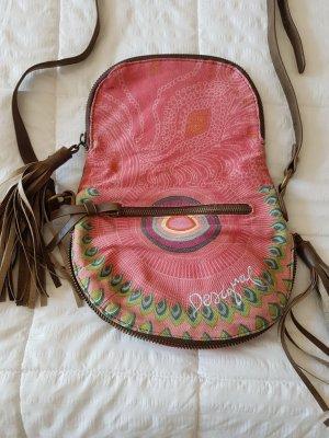 Desigual Bag bronze-colored