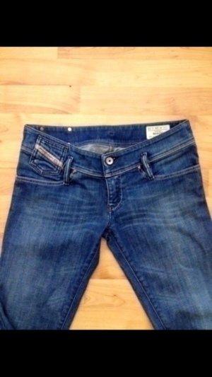 Original Diesel Jeans blau Größe 28