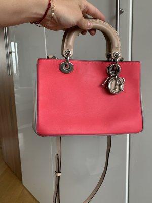 Original DIOR Diorissimo Tasche fuchsia wNeu Baby Dior 3900€ sold out