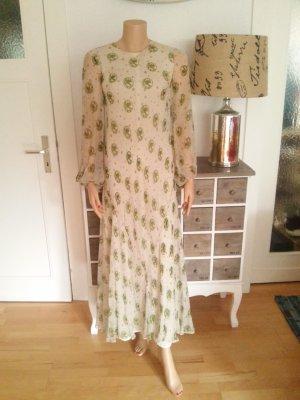 original Dior Haut Couture Seiden Kleid