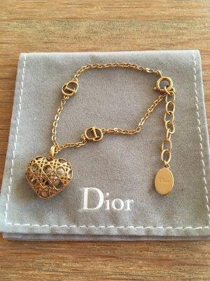 Original Dior Herz Armband