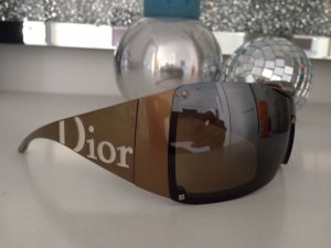 Christian Dior Gafas color oro-marrón claro