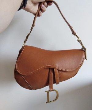 Original Dior Saddle Bag - vintage