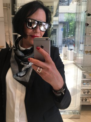 Christian Dior Sunglasses black
