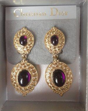 Original Dior Vintage Ohrclips/Ohrringe