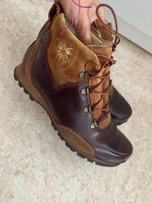 separation shoes a38ca f295d ORIGINAL DIRNDL Schuhe 37 ECHTLEDER