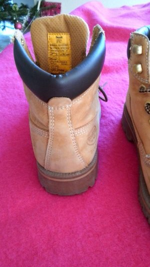 Original Docker's Boots/ Schuhe, Vollleder, extra starkes Profil