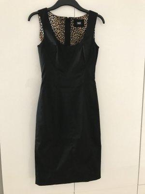Original Dolce & Gabbana Etuikleid wie NEU dG 34 schwarz