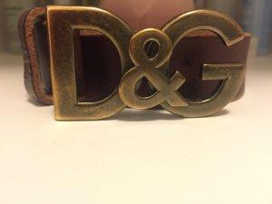Original Dolce & Gabbana Gürtel