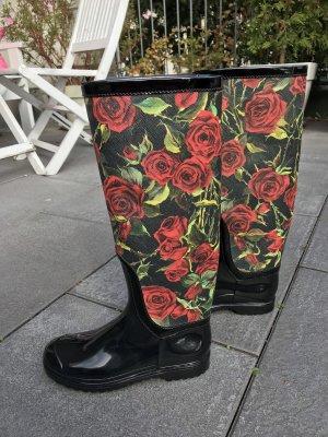 Dolce & Gabbana Wellington laarzen veelkleurig