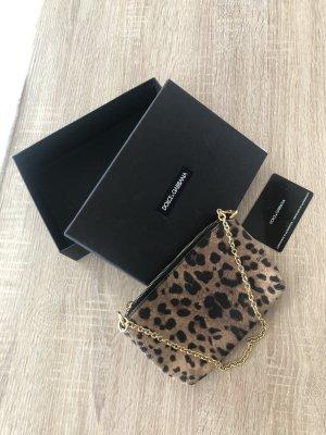 Dolce & Gabbana Borsa clutch multicolore Pelle
