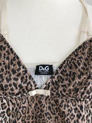 Original Dolce & Gabbana Leo Kleid Sexy dG XS 34 w Neu