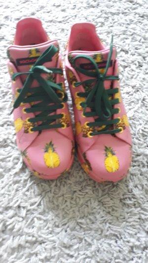 Dolce & Gabbana Lace-Up Sneaker multicolored