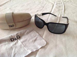 Original Dolce&Gabbana Sonnenbrille Modell D&G 3006 501/87
