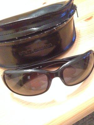 Original Dolce & Gabbana Sonnenbrille schwarz fast wie NEU!