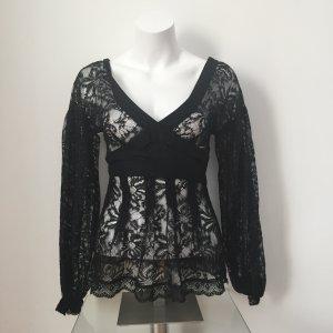 Original Dolce & Gabbana Spitzen Bluse