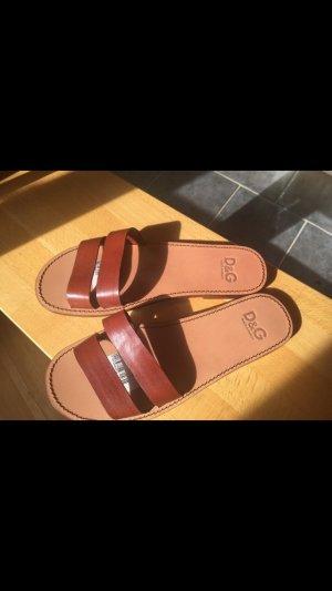 Original Dolche &Gabbana Sandale
