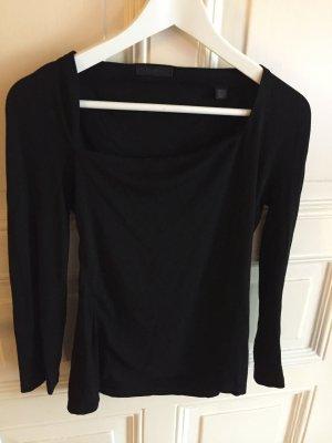 Original Donna Karan DKNY Pullover schwarz Gr. S