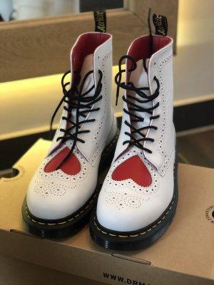 Original Dr. Martens Bentley II Hrt Herz Heart Boots 39 neu