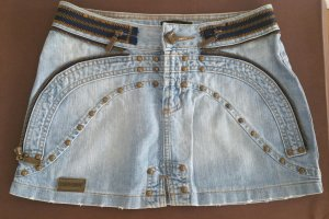 Original Dsquared2 Jeansrock Denim Minirock gr 28