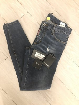 Original Dsquared2 Twiggy Jean, Gr. 36 (IT), wie neu