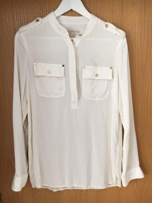 Michael Kors Fashion cream silk