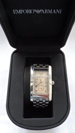 original EMPORIO ARMANI Uhr AR 0106 nur wenig getragen
