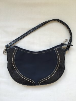Original Escada Abendtasche in blau