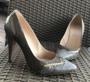 Original Escada  Designer Pumps Gr 40