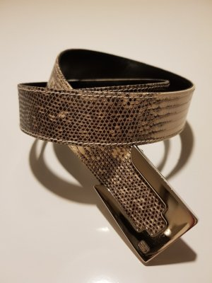 Escada Belt brown-cream