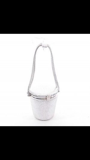 Escada Basket Bag light grey