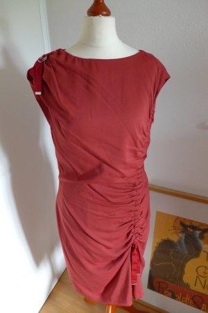 Original Escada Kleid Dara, rot, NP 399€, Gr. 34, neu mit Etikett