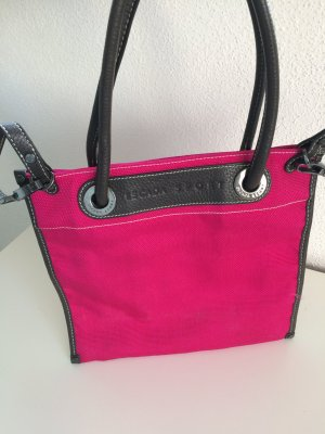 Original Escada Nylontasche in pink