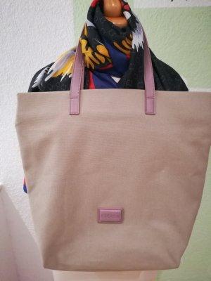 Escada Shopper rose-gold-coloured-dusky pink