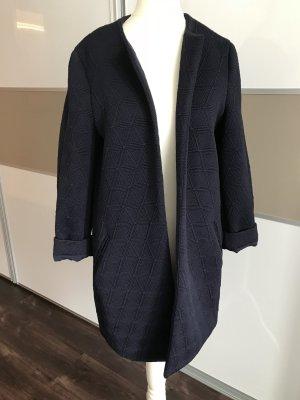 Original Esprit Collection Mantel Sommermantel Navy 36