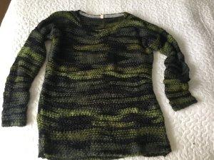 #Original#Esprit#Grobstrick#Pullover#Lochmuster#khaki#Trend#