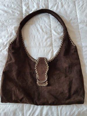 Esprit Bag dark brown leather