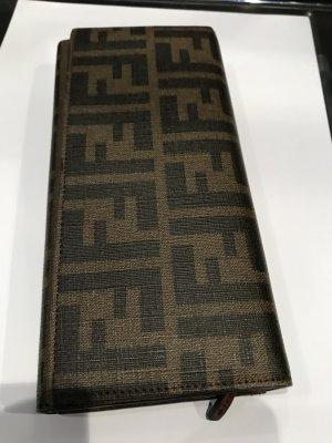 Fendi Wallet bronze-colored-black brown