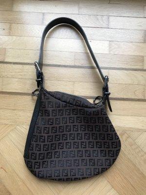 Original Fendi Handtasche Schultertasche