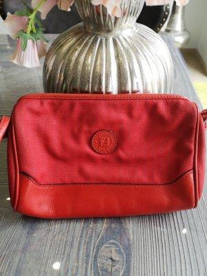 Original FENDI Tasche Rot Luxus Vintage
