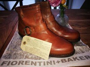Original Fiorentini + Baker Biker-Boots CHAD NEU